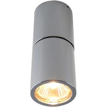 Потолочный светильник с регулировкой направления света Divinare Gavroche Posto 1800/02 PL-1, 1xGU10x50W, хром, металл