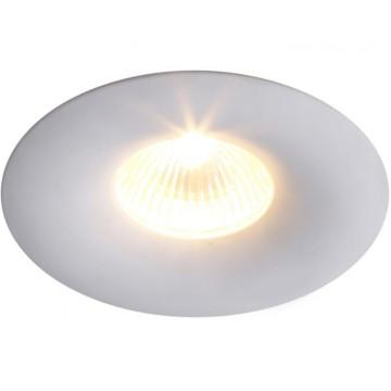 Встраиваемый светильник Divinare Sciuscià 1765/03 PL-1, 1xGU5.3x50W, белый, металл