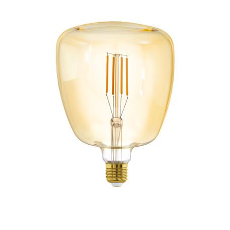 Филаментная светодиодная лампа Eglo Trend & Vintage Lm_Led_E27 12595 E27 4W, 2200K (теплый) CRI>80