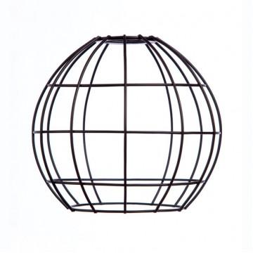 Плафон Loft It Grid LOFT1153/B, черный, металл