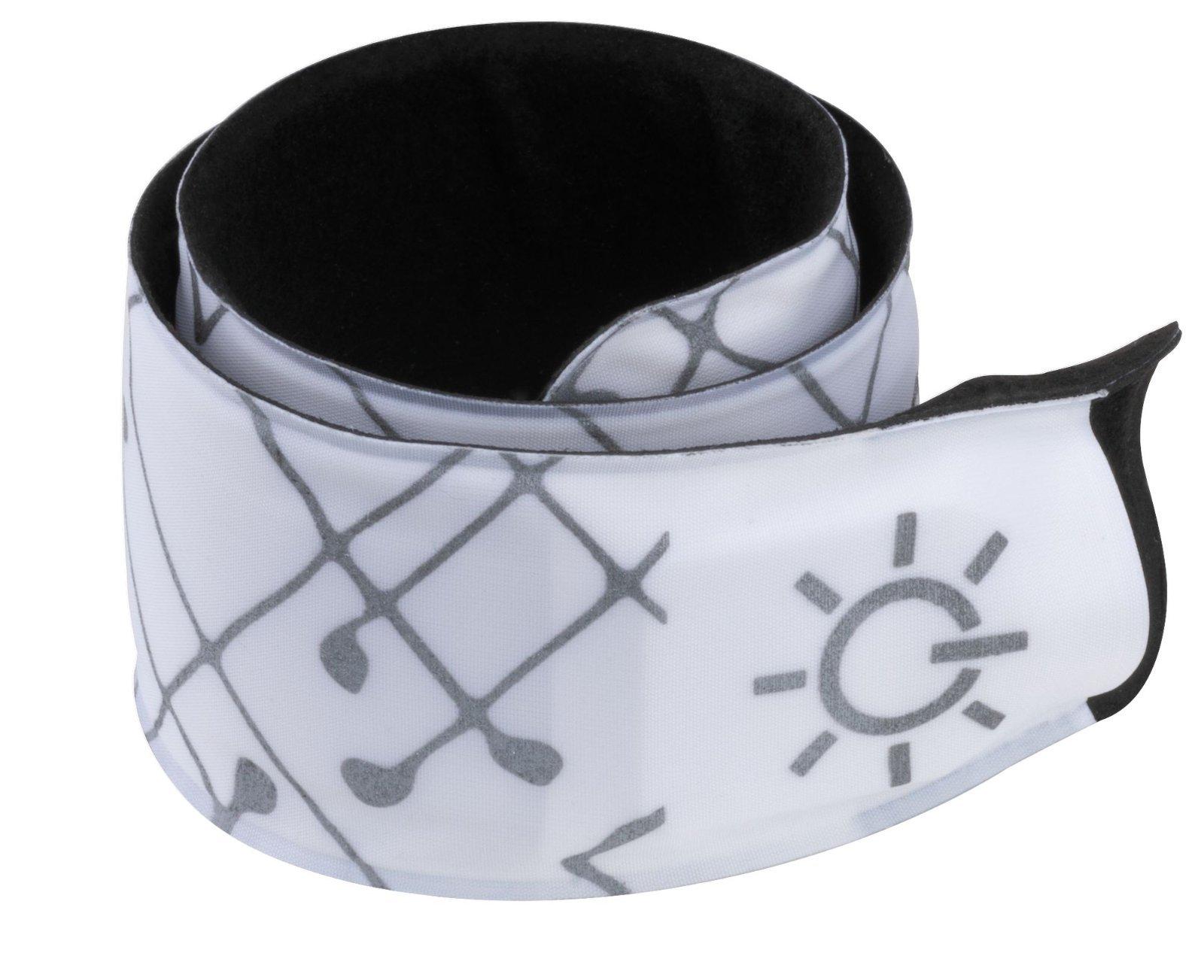 Светодиодное браслет со светодиодной подсветкой Paulmann Snap Band white nylon red 70970, LED 0,2W, белый, пластик - фото 3