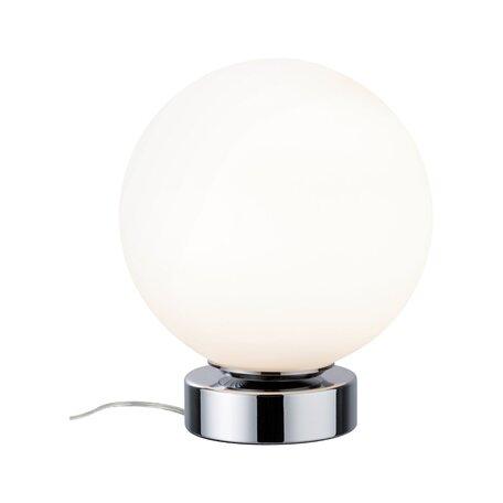 Настольная лампа Paulmann Aari 77057, 1, хром, белый