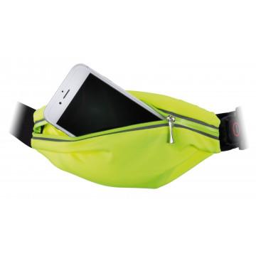 Сумка на талию со светодиодной подсветкой Paulmann Waist bag yellow rechargeable 70969, LED 0,4W, черный, зеленый, текстиль - миниатюра 3