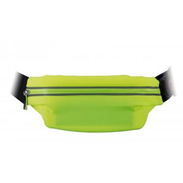 Сумка на талию со светодиодной подсветкой Paulmann Waist bag yellow rechargeable 70969, LED 0,4W, черный, зеленый, текстиль - миниатюра 4