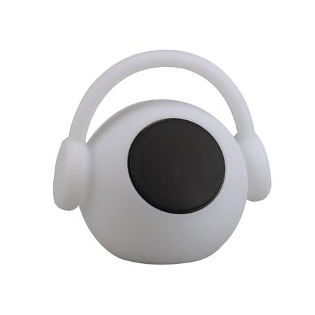 Плавающий светильник Mantra Lighting Speaker 3696, IP44, белый, черный, металл, пластик