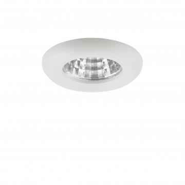 Встраиваемый светодиодный светильник Lightstar Monde 071016, IP44, LED 1W 3000K 80lm, белый, металл
