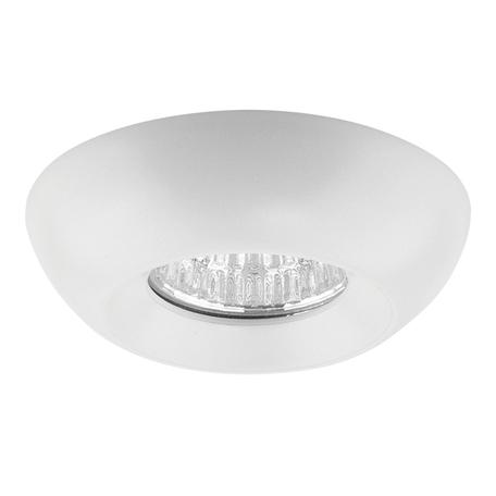 Встраиваемый светодиодный светильник Lightstar Monde 071036, IP44, LED 3W 3000K 240lm, белый, металл