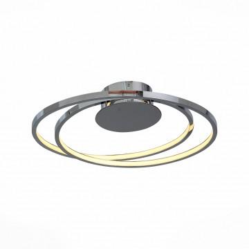 Потолочный светодиодный светильник ST Luce Poranco SL918.102.02, LED 37W 4000K (дневной)