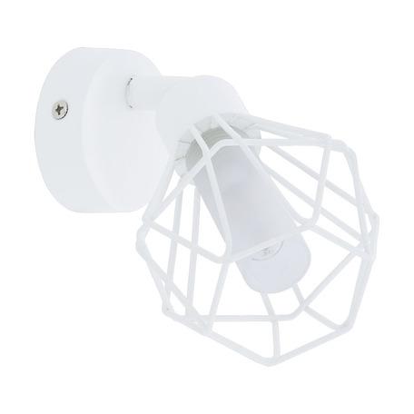 Настенный светильник с регулировкой направления света Eglo Zapata 1 98048, 1xG9x3W