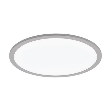Потолочный светодиодный светильник Eglo Sarsina 98214, LED 28W 4000K 4200lm, алюминий, металл, металл с пластиком