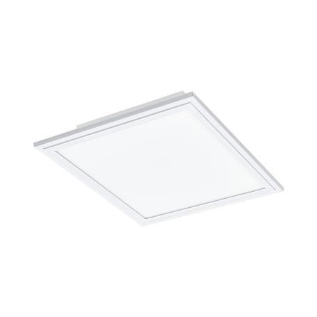 Светодиодная панель с пультом ДУ Eglo Salobrena-A 98201, LED 14W 2765K 1850lm, белый, металл, металл с пластиком