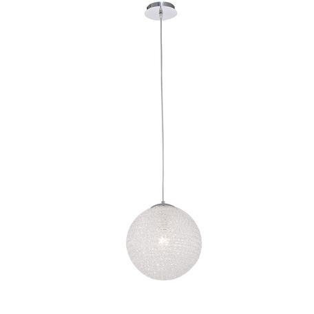 Подвесной светильник Mantra Bola 5712, хром, металл, пластик