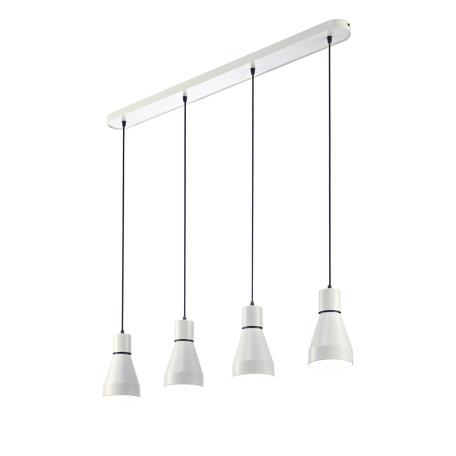 Подвесной светильник Mantra Kos 5840, белый, металл