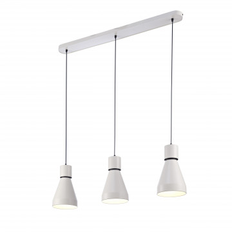 Подвесной светильник Mantra Kos 5841, белый, металл