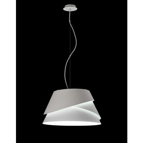 Подвесной светильник Mantra Alboran 5860, белый, металл