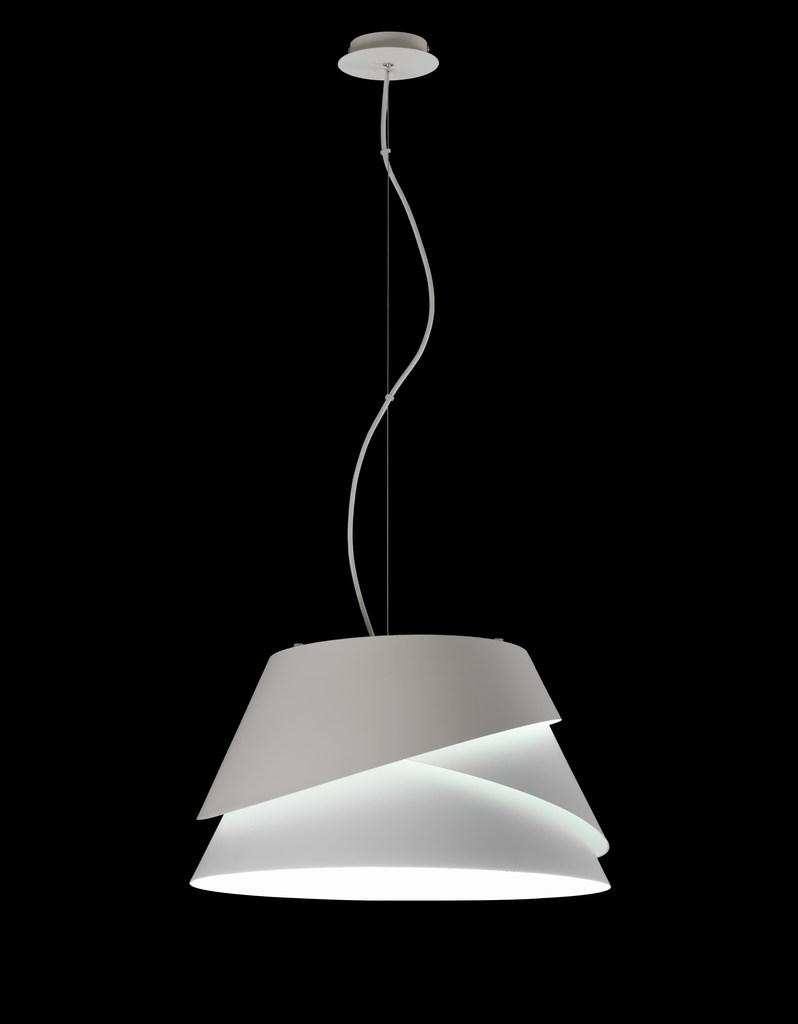 Подвесной светильник Mantra Alboran 5860, белый, металл - фото 1