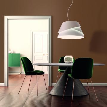 Подвесной светильник Mantra Alboran 5860, белый, металл - миниатюра 2