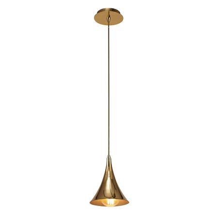 Подвесной светильник Mantra Jazz 5908, золото, металл