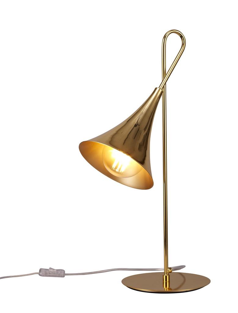 Настольная лампа Mantra Jazz 5909, золото, металл - фото 1