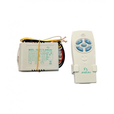 Пульт дистанционного управления Kink Light 112, белый, пластик