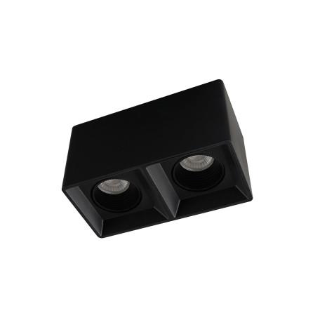 Потолочный светодиодный светильник Denkirs DK3020BВ DK3085-BK, LED