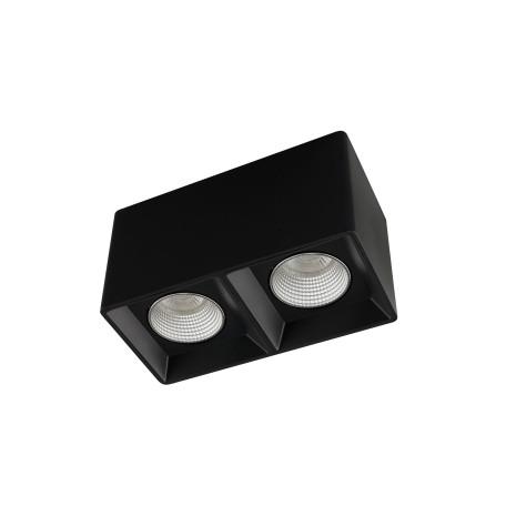 Потолочный светодиодный светильник Denkirs DK3020BC DK3085-BK+CH, LED