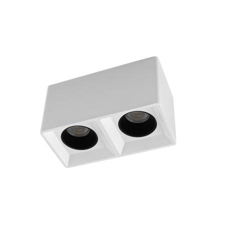 Потолочный светодиодный светильник Denkirs DK3020WB DK3085-WH+BK, LED
