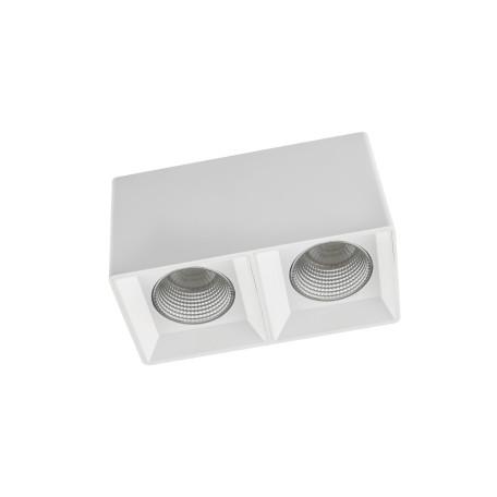 Потолочный светодиодный светильник Denkirs DK3020WC DK3085-WH+CH, LED