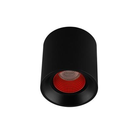 Потолочный светодиодный светильник Denkirs DK3020BRD DK3090-BK+RD, LED