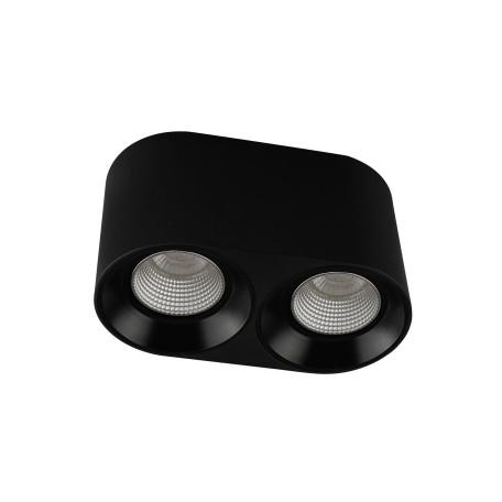 Потолочный светодиодный светильник Denkirs DK3020BC DK3096-BK+CH, LED