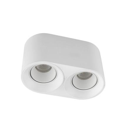 Потолочный светодиодный светильник Denkirs DK3020WW DK3096-WH, LED
