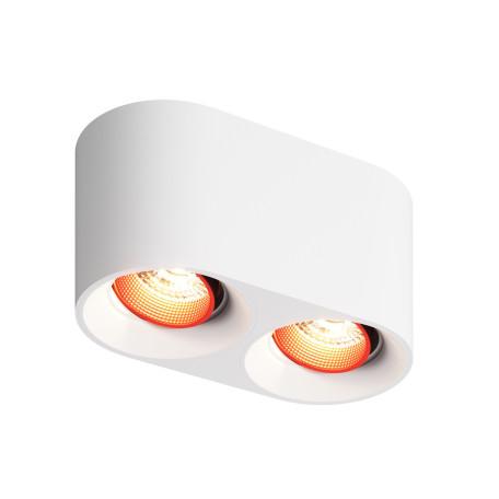 Потолочный светодиодный светильник Denkirs DK3020WRD DK3096-WH+RD, LED