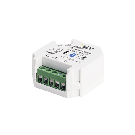 Bluetooth-диммер SLV SLV BLUETOOTH® CONTROL 1000826, белый
