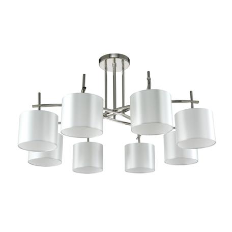 Светильник Crystal Lux SERGIO PL8 NICKEL 2900/308, 8xE14x60W