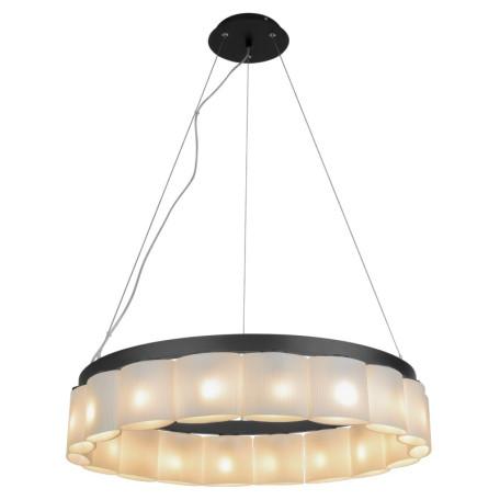 Подвесной светильник L'Arte Luce Luxury Cinghia L29500, 10xG9x40W, металл, стекло