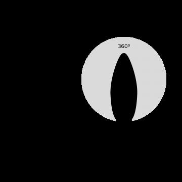 Схема с размерами Gauss 103801207-S