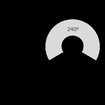 Схема с размерами Gauss Elementary 70215