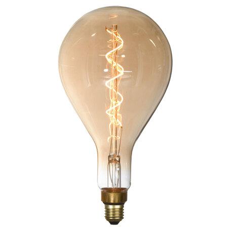 Светодиодная лампа Lussole Edisson GF-L-2101 E27 4W, диммируемая