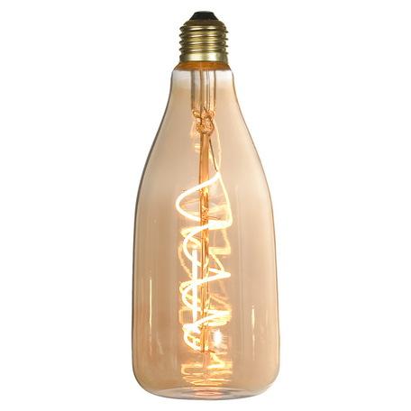 Светодиодная лампа Lussole Edisson GF-L-2103 E27 4W, диммируемая