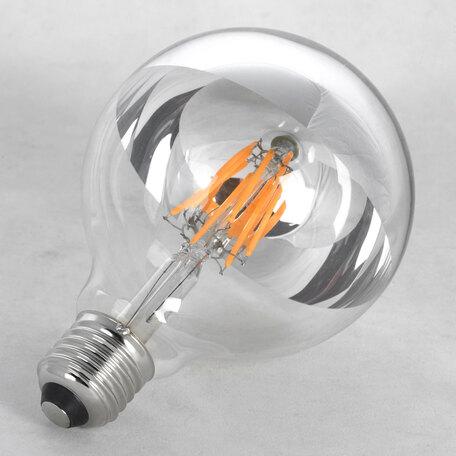 Светодиодная лампа Lussole Edisson GF-L-2105 E27 6W, диммируемая