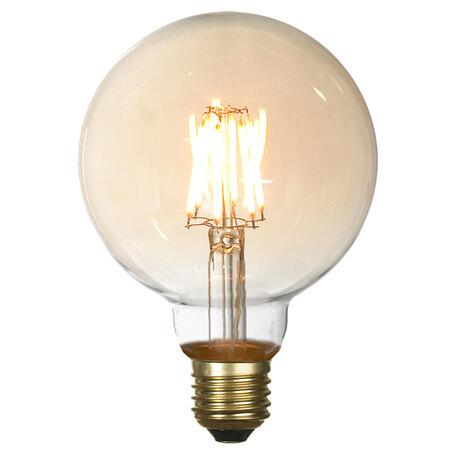 Светодиодная лампа Lussole Edisson GF-L-2106 E27 6W, диммируемая