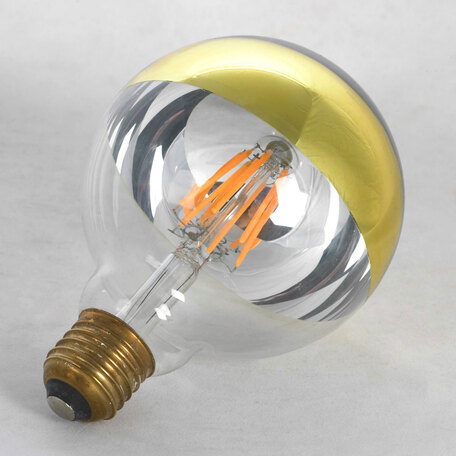 Светодиодная лампа Lussole Edisson GF-L-2107 E27 6W, диммируемая