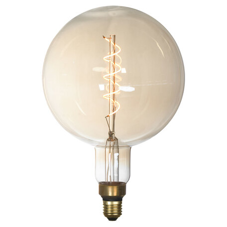 Светодиодная лампа Lussole Edisson GF-L-2108 E27 4W, диммируемая