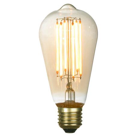 Светодиодная лампа Lussole Edisson GF-L-764 E27 6W, диммируемая