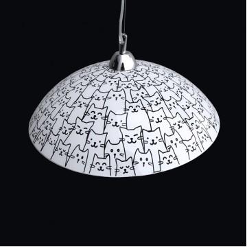 Подвесной светильник Максисвет 2-5655-1-CR E27 360мм