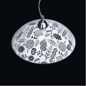 Подвесной светильник Максисвет 2-5656-1-CR E27 360мм