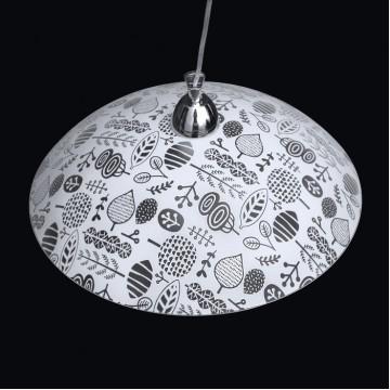 Подвесной светильник Максисвет 2-5656-1-CR E27 410мм