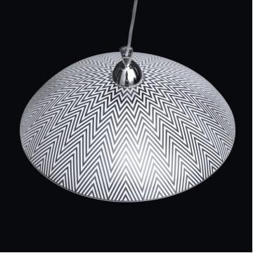 Подвесной светильник Максисвет 2-5657-1-CR E27 410мм