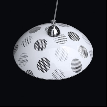 Подвесной светильник Максисвет 2-5658-1-CR E27 360мм
