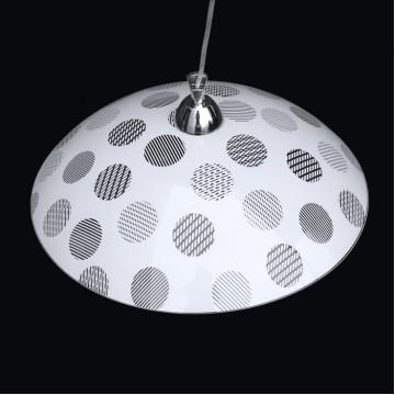 Подвесной светильник Максисвет 2-5658-1-CR E27 410мм